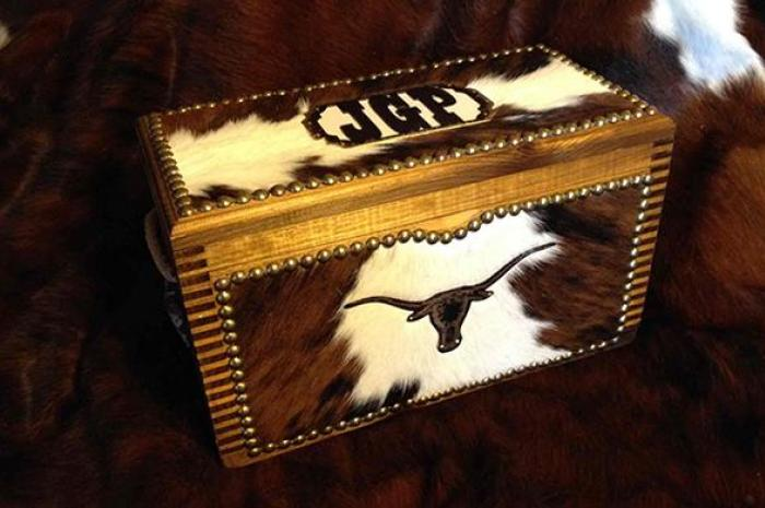 Custom Design Personalized Ammo Tack Box